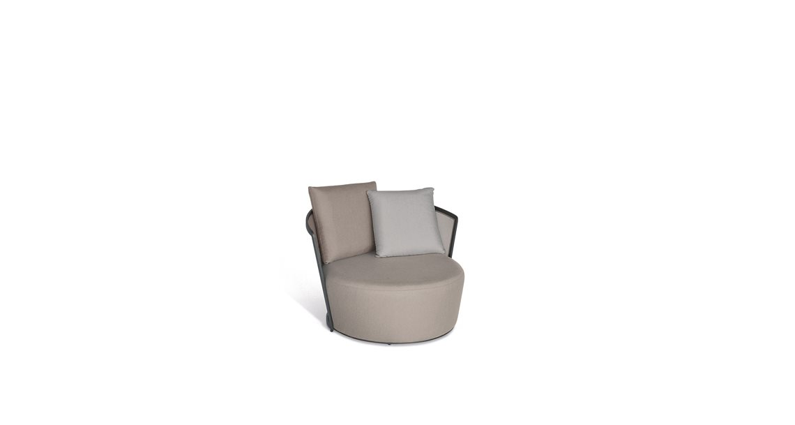 DIPHANO CIELO LOUNGE CHAIR