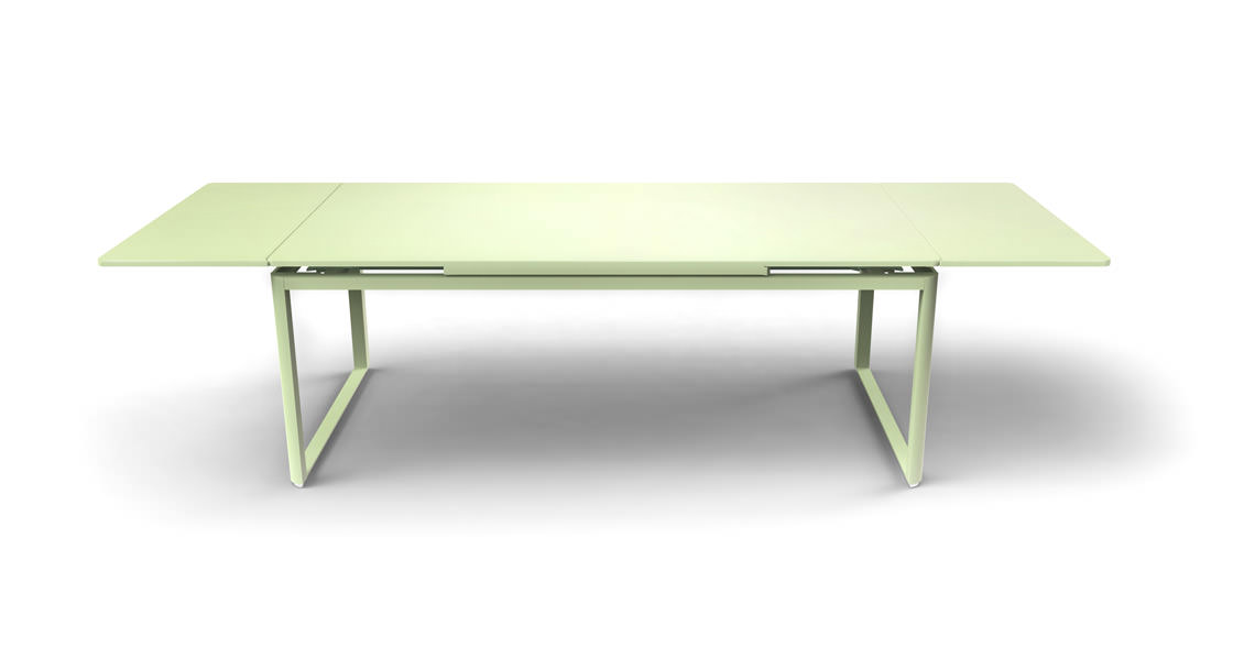 Plaisir du jardin fermob biarritz table for Table extensible fermob